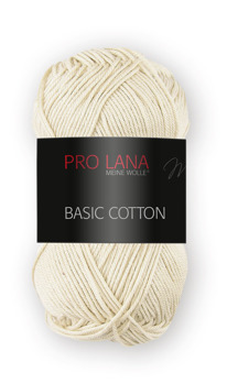 Pro Lana Basic Cotton - 05 Beige