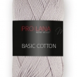 Pro Lana Basic Cotton - 12 Beige/grå