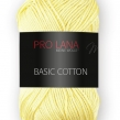 Pro Lana Basic Cotton - 21  Ljusgul