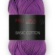 Pro Lana Basic Cotton - 45 Lila