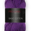 Pro Lana Basic Cotton - 49 Plommon
