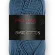 Pro Lana Basic Cotton - 68 Petrol