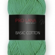 Pro Lana Basic Cotton - 70 Grön