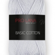 Pro Lana Basic Cotton - 91 Silver/grå