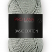 Pro Lana Basic Cotton - 95 Grå