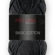 Pro Lana Basic Cotton - 99 Svart