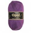 Opal, enfärgat sockgarn - 3072 Violett