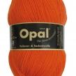 Opal, enfärgat sockgarn - 5181 Orange