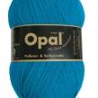 Opal, enfärgat sockgarn - 5183 Turkos