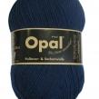 Opal, enfärgat sockgarn - 5187 Petrol
