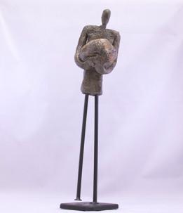 Stenbäraren - Sculpture