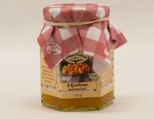 Hjortronmarmelad Claudberry marmelade