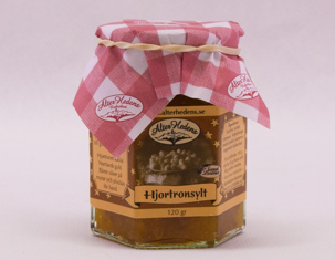 Hjortronsylt - Cloudberry jam