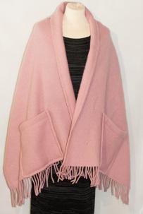 Sjal i ull - Shawl in wool