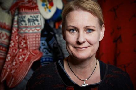 Birgitta Forsman.   Foto: Mat Richardson