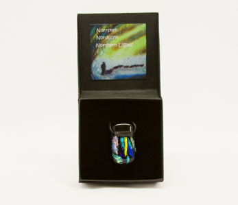 Halsband Norrsken - Neckless Northern light -