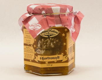 Hjortronsylt - Cloudberry jam -