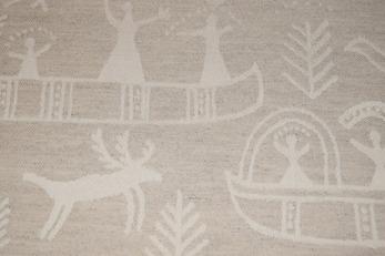 Handduk - Towel - Handduk natur - Towel beige
