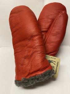 Handskar - älgskinn