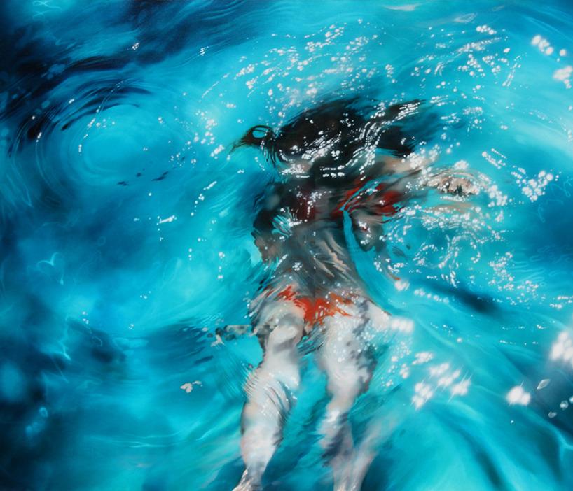 Broken Waters 2014/ Sarah Harvey
