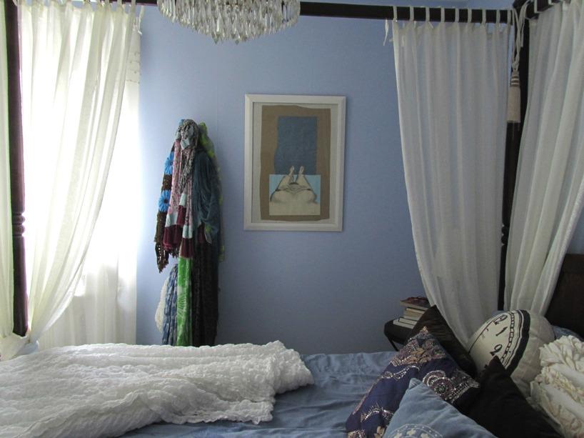 Tavla i sovrum