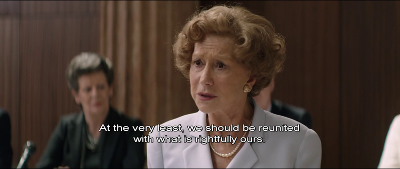 "Ur filmen ""Woman in Gold"""