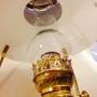 Stora trålarlampan mässing