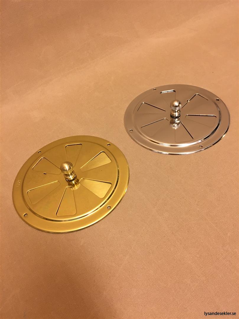 rosettventil ventil mässing rostfritt stål 125 mm (1)
