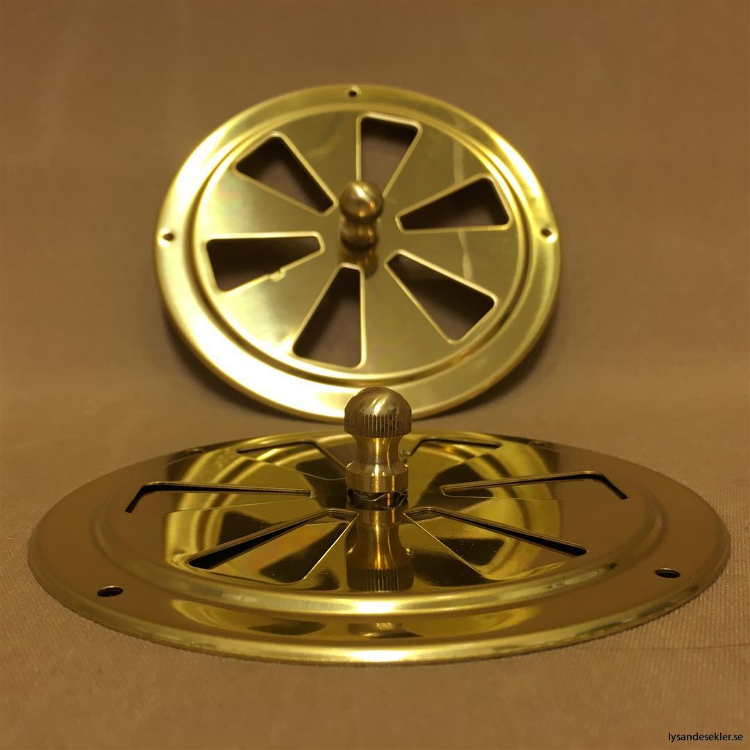 rosettventil ventil mässing rostfritt stål 125 mm (11)