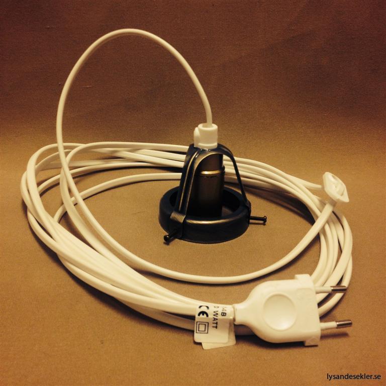 elektriska upphäng lampor