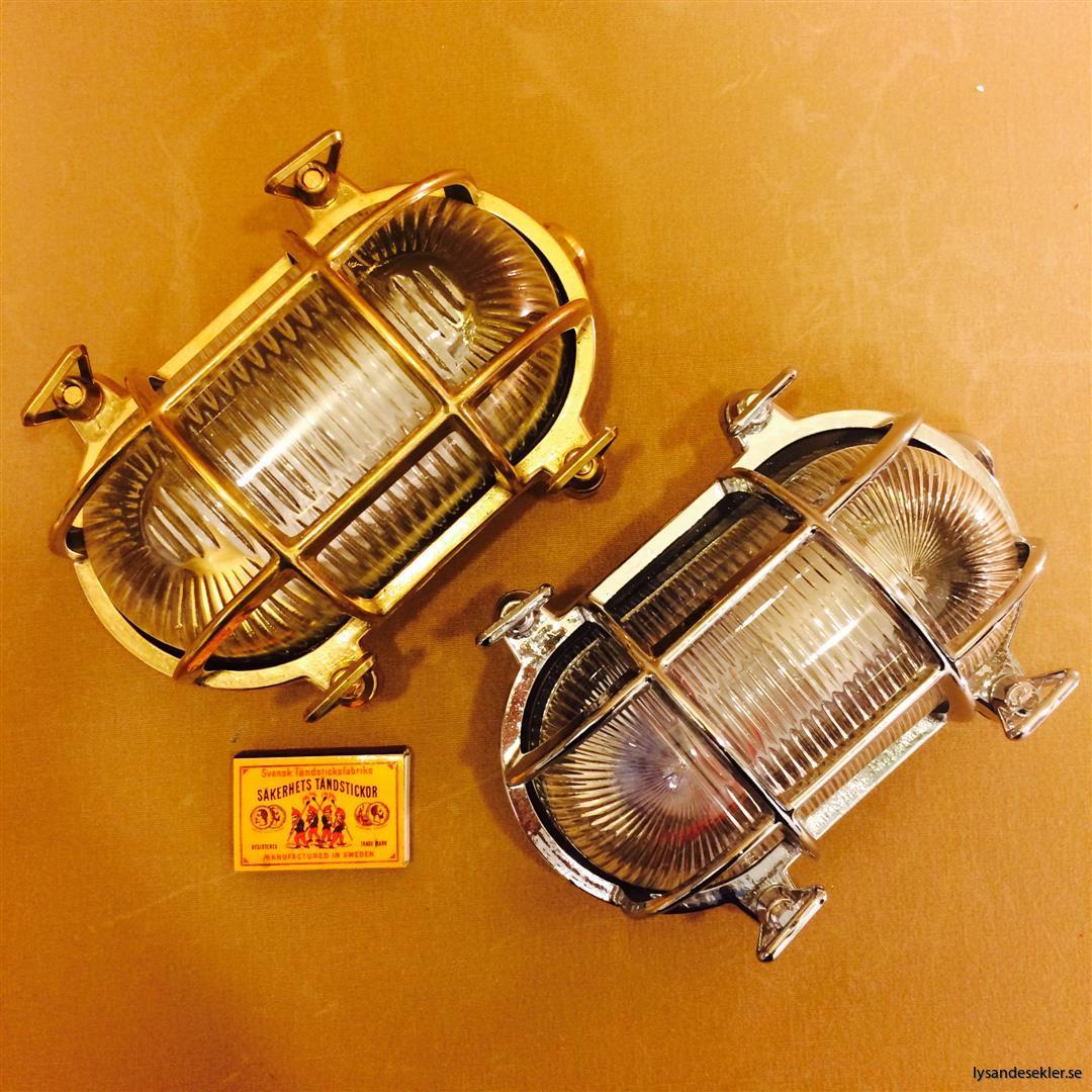 fartygslampa båtlampa gallerarmatur gallerlampa skeppslampa (75)