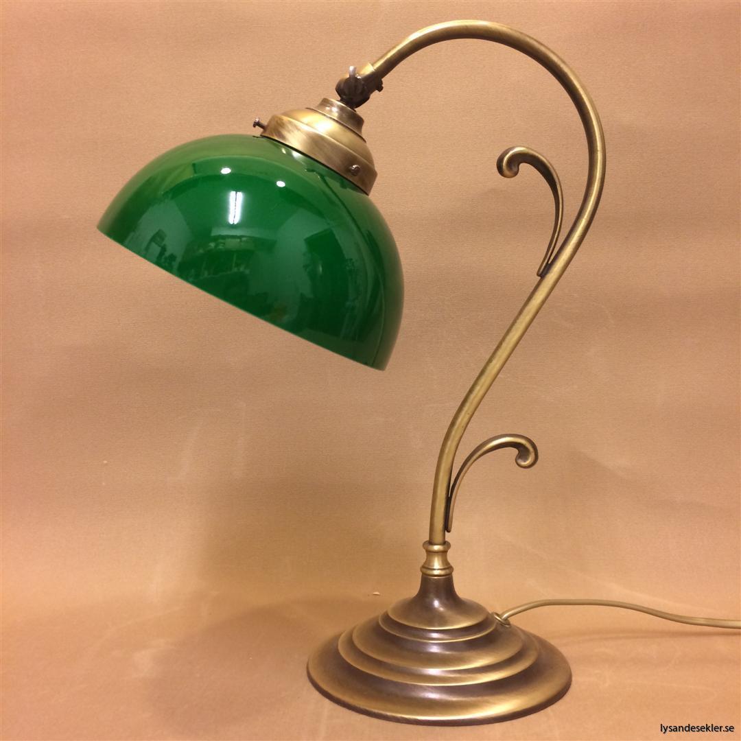jugendlampan elektrisk gammaldags bordslampa (1)