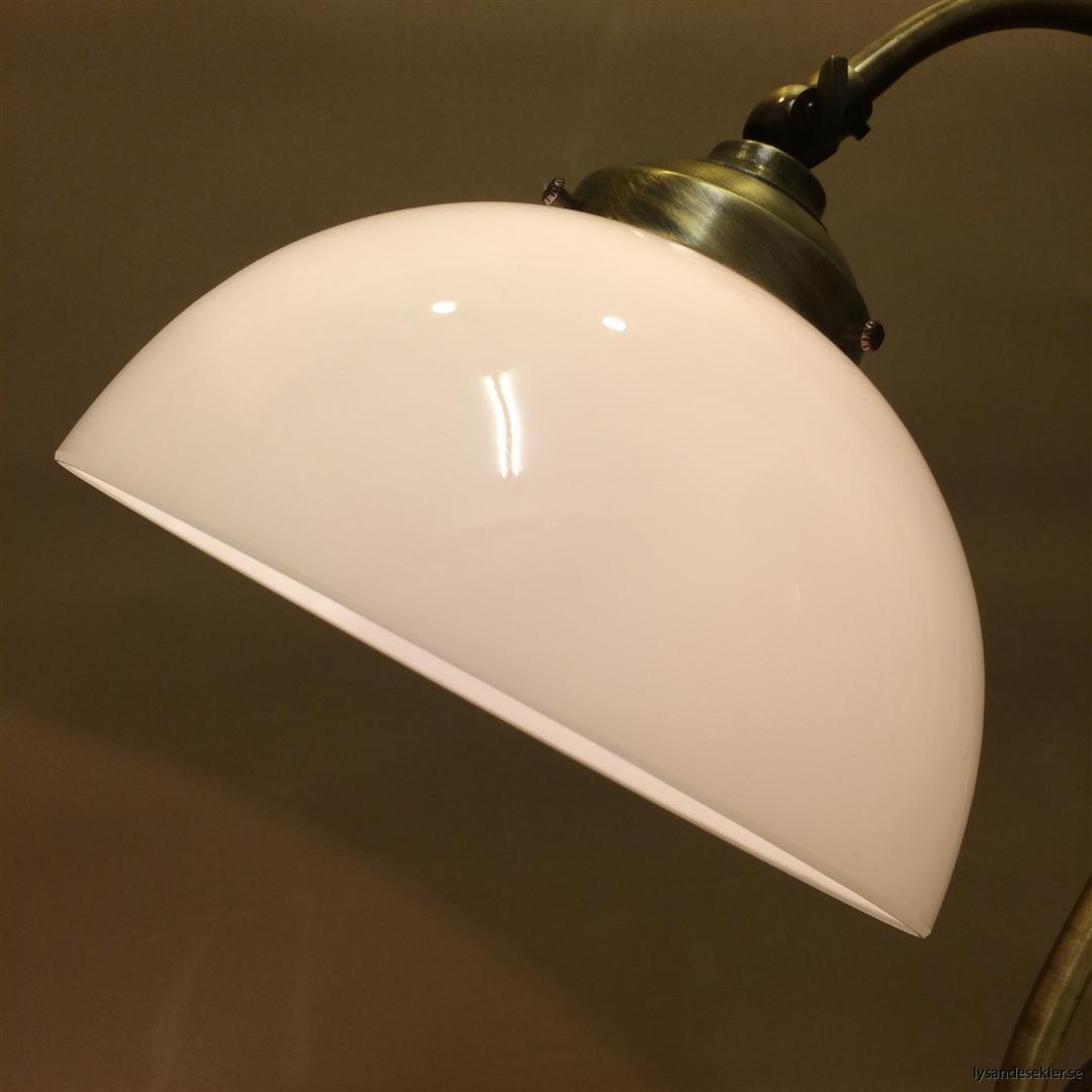 jugendlampa fönsterlampa bordslampa elektrisk