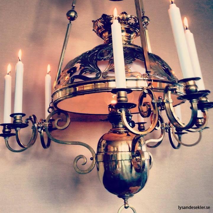 fotogenlampa antik