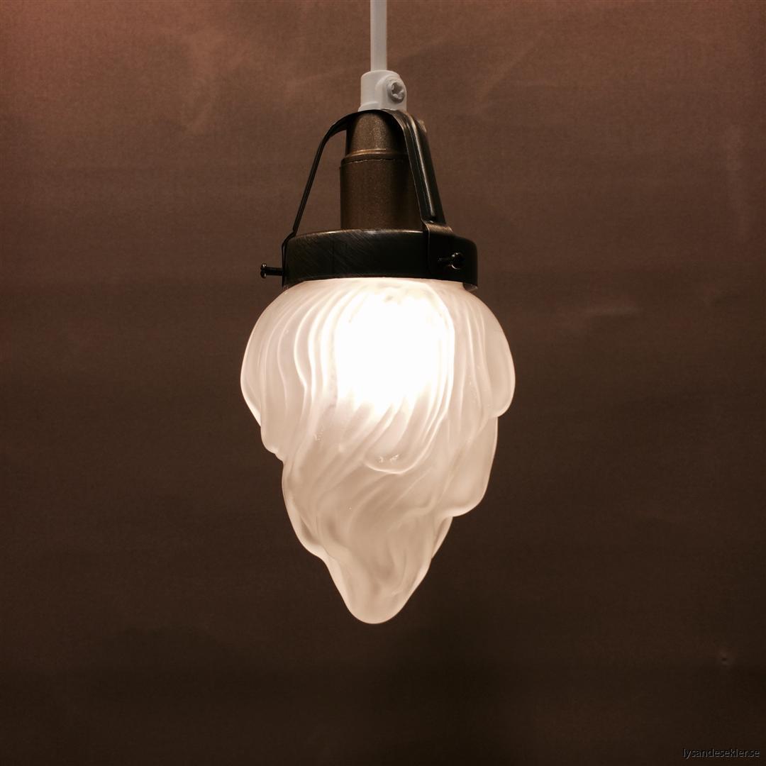 flamman lampkupa hänglampa glasflamma (9)