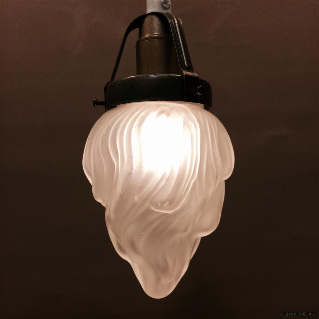 flamman lampkupa hänglampa glasflamma (11)