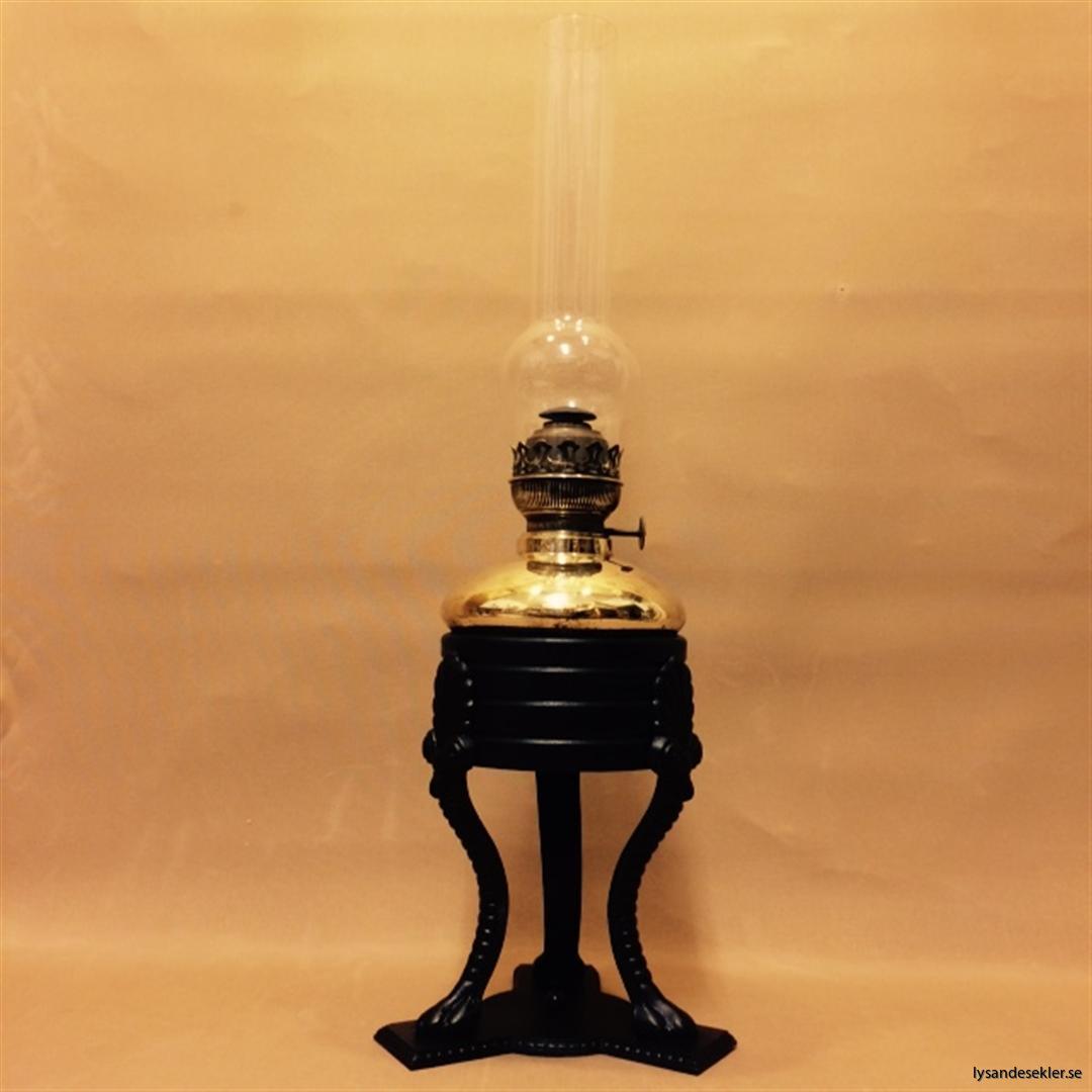 stor fotogenlampa 20 idealbrännare mässing (11)