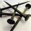 Spik cirka 170mm (rund) - Smidesspik cirka 170 mm rund skalle