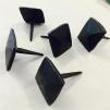 Spik cirka 25 mm (fyrkantig) - Smidesspik cirka 25 mm fyrkantig skalle