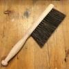 Bordsborste 25 cm lång - Bordsborste i trä (utan skyffel)