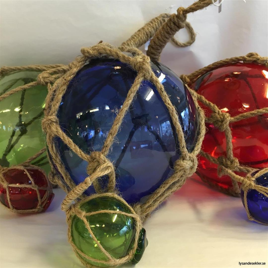 glasflöte glaskula i nät nätflöte glas (6)