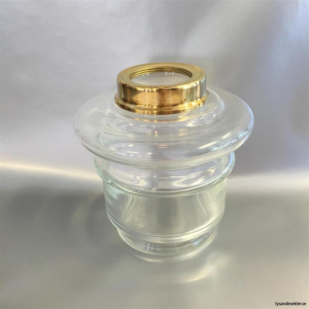 löst glasoljehus takfotogenlampa