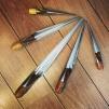 Splitsnålar / Märlspikar