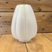 70 mm - Kupa 10''' tulpan helt frostad (Kupa till fotogenlampa)