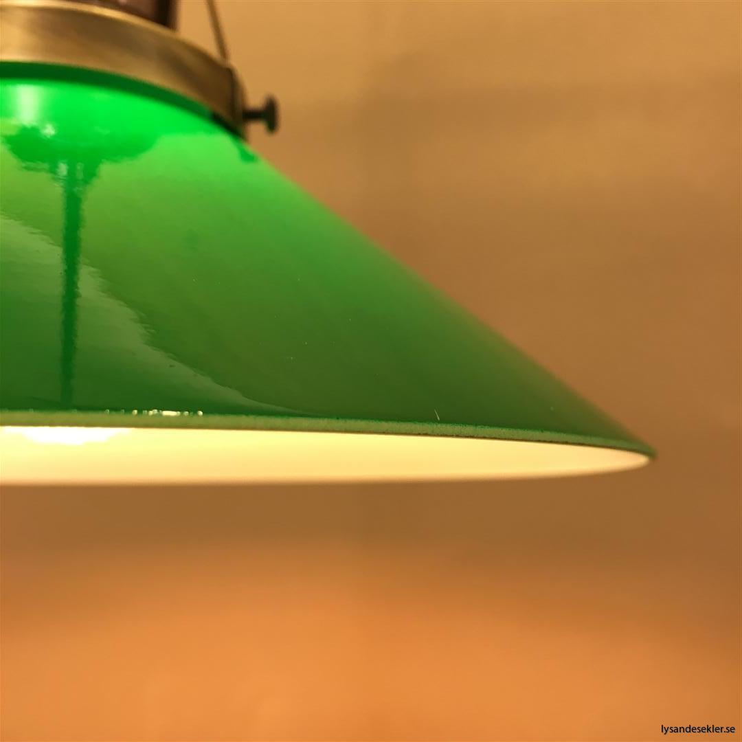 grön skomakarelampa tygsladd textilsladd (5)
