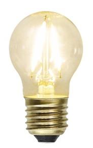 Glödlampa litet klot LED 2W - E27 - Glödlampa LED KOLTRÅD litet klot E27 2W