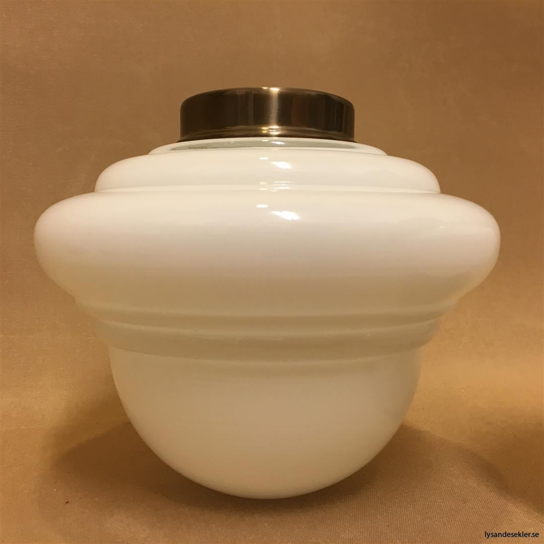 korgoljehus vitt vita oljehus glas takfotogenlampa