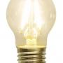 Antik/brun tygsladd med mörkgrön 25 cm skomakareskärm - TILLVAL: Glödlampa LED KOLTRÅD  klot E27