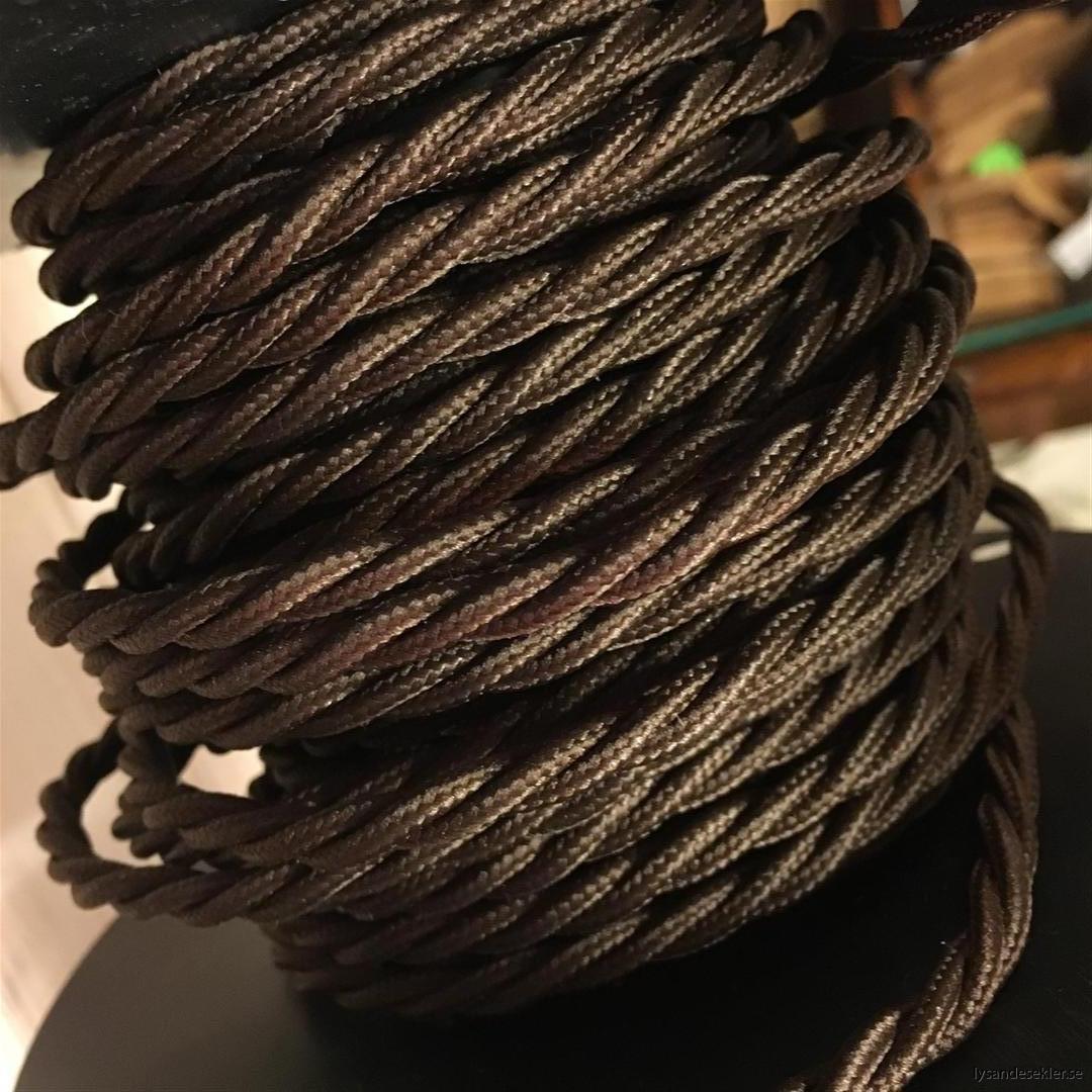 elsladd i tyg textilkabel textilsladd tygsladd tygkabel elektrisk sladd bygga lampa (10)