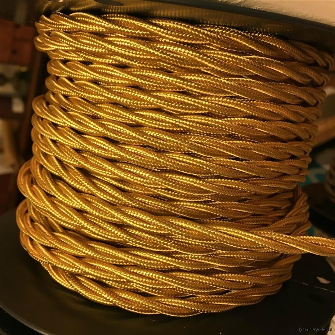 elsladd i tyg textilkabel textilsladd tygsladd tygkabel elektrisk sladd bygga lampa (6)